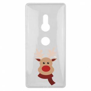 Sony Xperia XZ2 Case Christmas moose