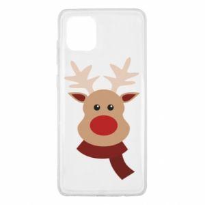 Samsung Note 10 Lite Case Christmas moose