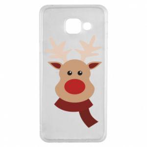 Samsung A3 2016 Case Christmas moose