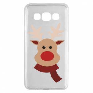 Samsung A3 2015 Case Christmas moose