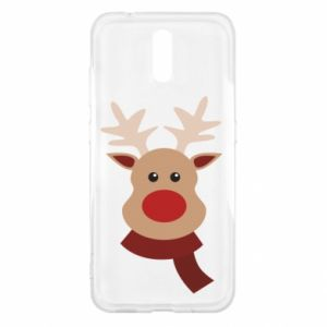 Nokia 2.3 Case Christmas moose