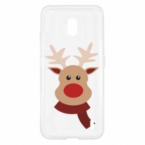 Nokia 2.2 Case Christmas moose