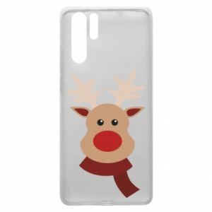 Huawei P30 Pro Case Christmas moose