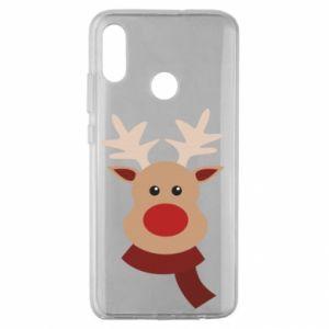 Huawei Honor 10 Lite Case Christmas moose