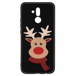 Huawei Mate 20Lite Case Christmas moose