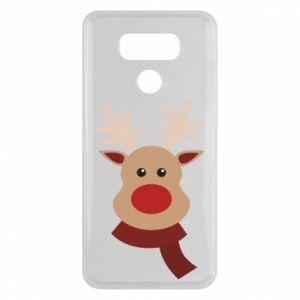 LG G6 Case Christmas moose