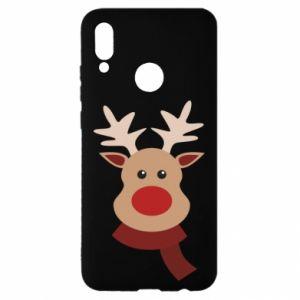 Huawei P Smart 2019 Case Christmas moose