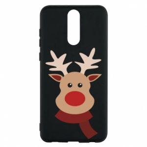 Phone case for Huawei Mate 10 Lite Christmas moose