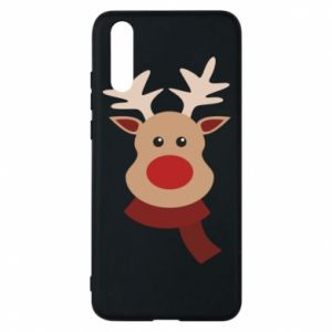 Phone case for Huawei P20 Christmas moose