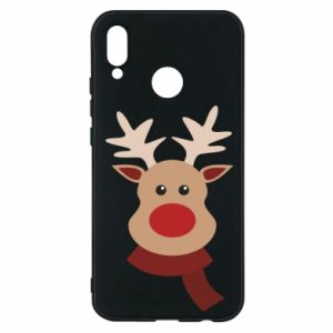 Huawei P20 Lite Case Christmas moose