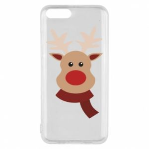 Xiaomi Mi6 Case Christmas moose