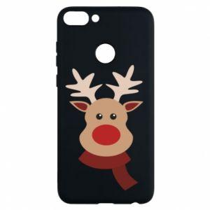 Huawei P Smart Case Christmas moose