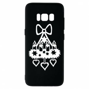 Phone case for Samsung S8 Candlestick