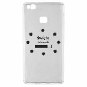 Etui na Huawei P9 Lite Święta ładowanie