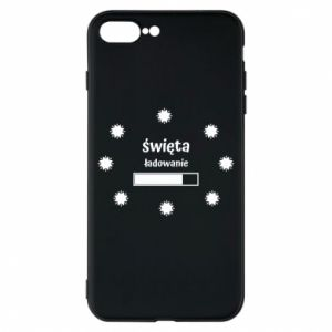 Phone case for iPhone 8 Plus Download Holidays