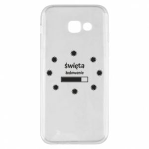 Phone case for Samsung A5 2017 Download Holidays