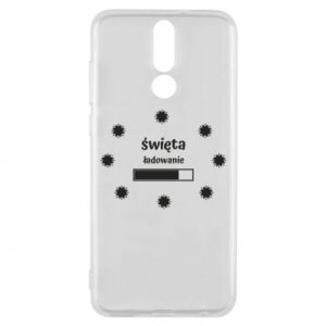Phone case for Huawei Mate 10 Lite Download Holidays