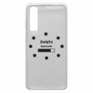 Phone case for Huawei P30 Download Holidays