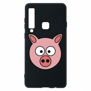Phone case for Samsung A9 2018 Pig