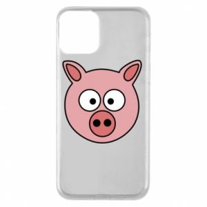 Phone case for iPhone 11 Pig