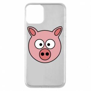 iPhone 11 Case Pig