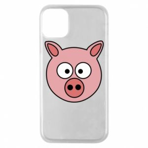 Phone case for iPhone 11 Pro Pig