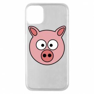 Etui na iPhone 11 Pro Świnia