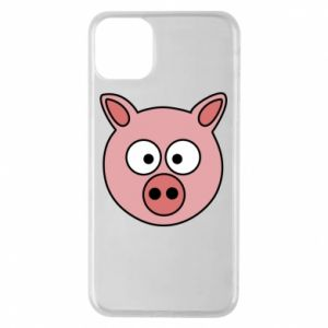 Phone case for iPhone 11 Pro Max Pig