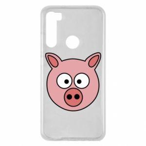 Xiaomi Redmi Note 8 Case Pig