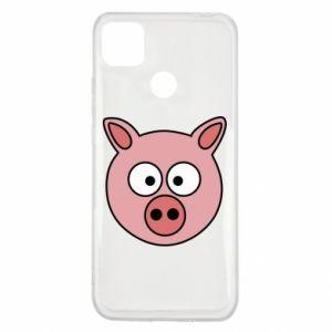 Xiaomi Redmi 9c Case Pig