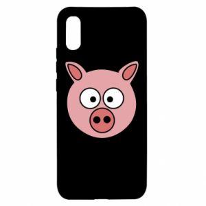 Xiaomi Redmi 9a Case Pig