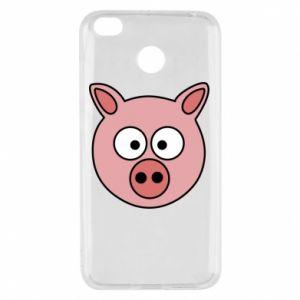 Xiaomi Redmi 4X Case Pig