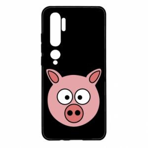 Xiaomi Mi Note 10 Case Pig