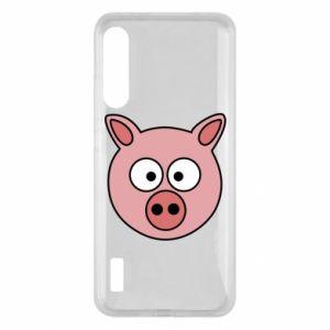 Xiaomi Mi A3 Case Pig