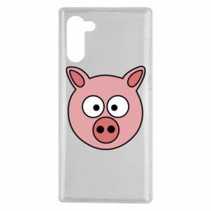 Samsung Note 10 Case Pig
