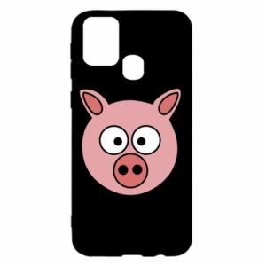 Samsung M31 Case Pig