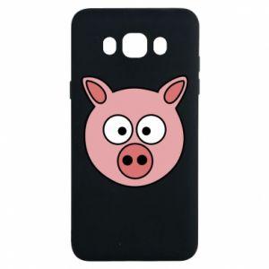 Samsung J7 2016 Case Pig