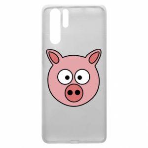 Huawei P30 Pro Case Pig