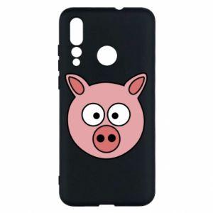 Huawei Nova 4 Case Pig