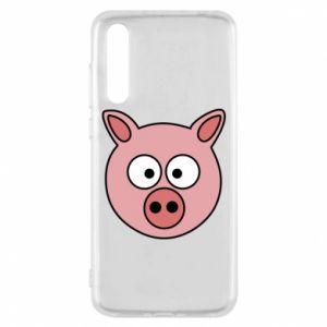 Huawei P20 Pro Case Pig