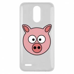 Lg K10 2017 Case Pig