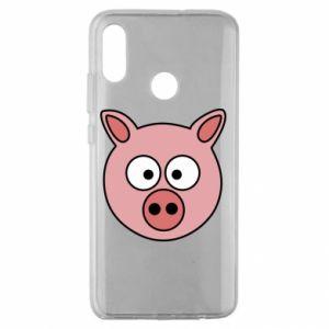 Huawei Honor 10 Lite Case Pig