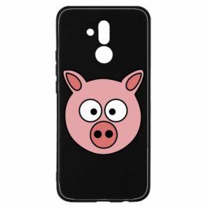 Huawei Mate 20Lite Case Pig