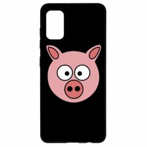 Samsung A41 Case Pig