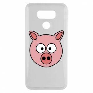 LG G6 Case Pig