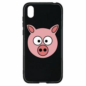 Huawei Y5 2019 Case Pig