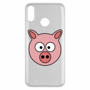 Huawei Y9 2019 Case Pig
