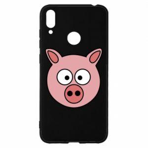 Huawei Y7 2019 Case Pig
