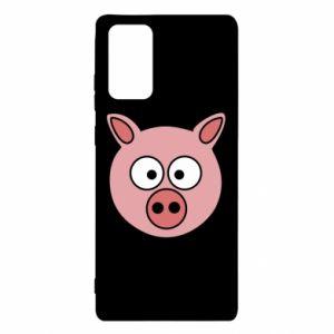 Samsung Note 20 Case Pig