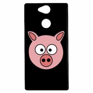 Sony Xperia XA2 Case Pig
